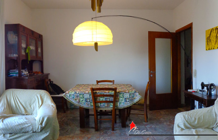 Appartamento 90 mq in affitto a Pisa, zona Porta Fiorentina