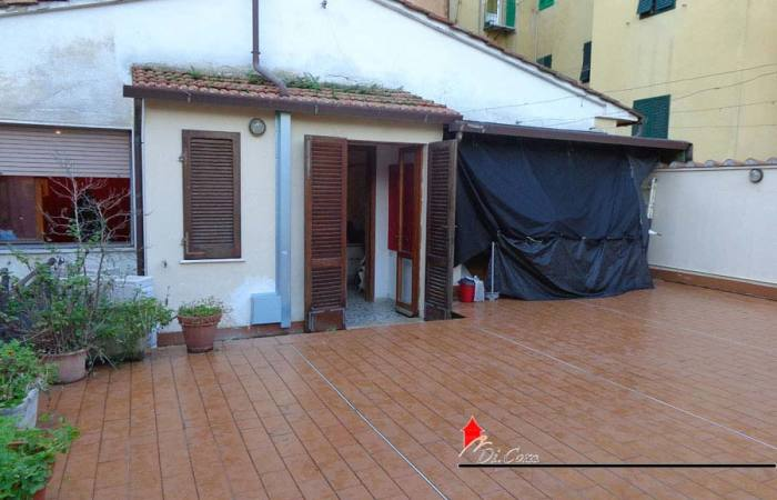 Appartamento 100mq con bella Terrazza in Vendita a Pisa Centro, zona San Francesco