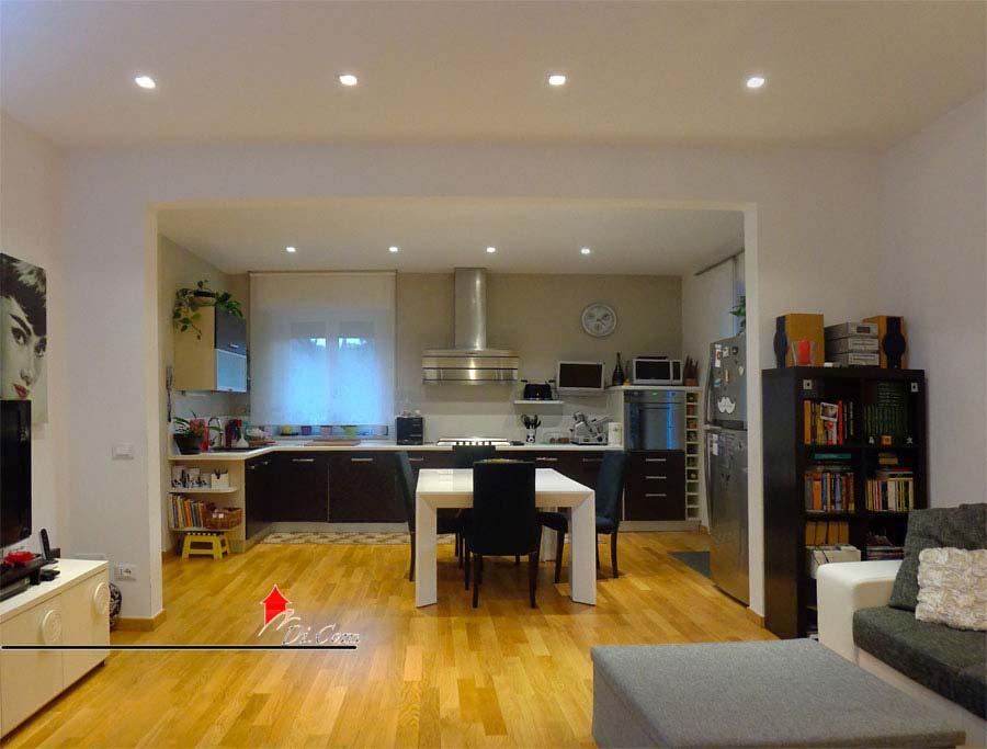 Appartamento in villa duplex di 130mq in vendita a tirrenia - Casa con giardino pisa ...
