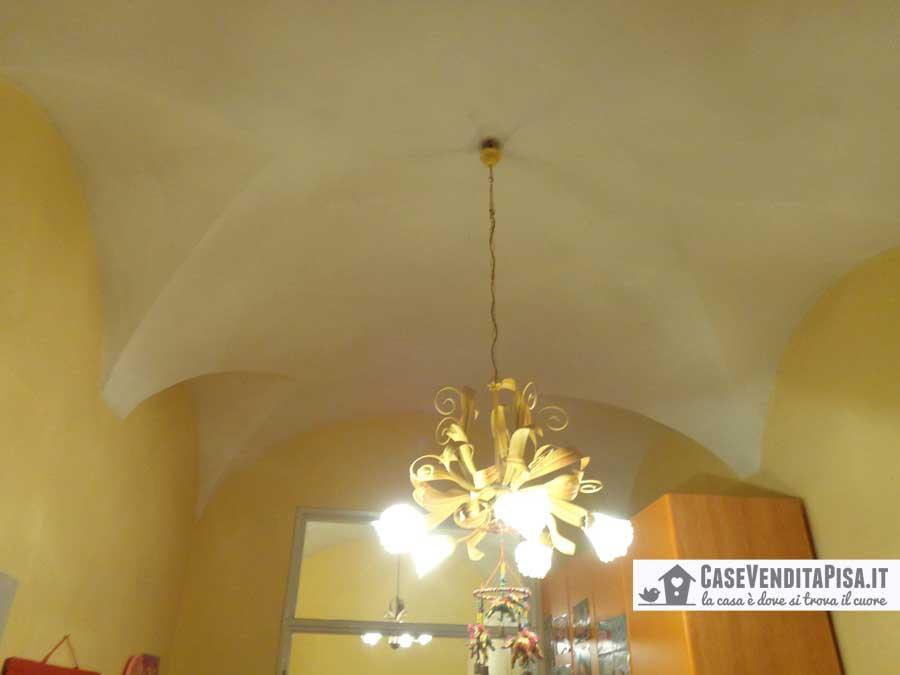 Soffitto A Volta Affrescato : Lungarno mediceo pisa appartamento in vendita con affreschi