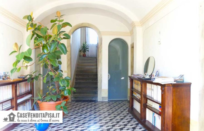 ingresso terratetto in vendita pisa sant'ermete