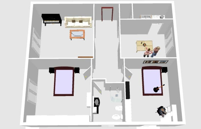appartamento vendita cascina centro