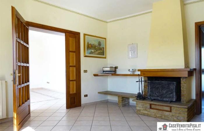 Terratetto ristrutturato con Resede e Annesso in vendita a San Prospero