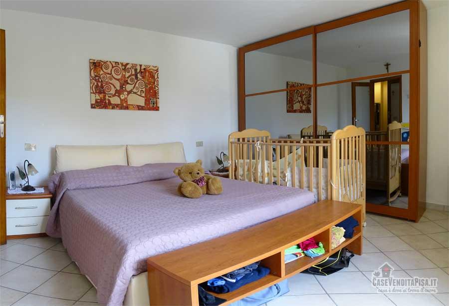 Terratetto bilocale con giardino in vendita a cascina for 2 case di camera da letto principale in vendita