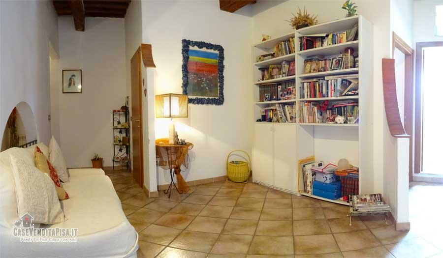 Terratetto vendita pontasserchio pisa 4 camere 2 bagni for Produttore di piano terra del punto vendita