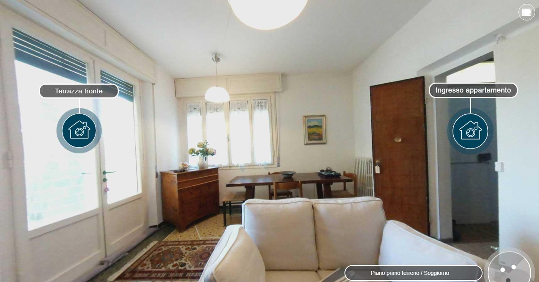 Appartamenti con giardino in vendita a Tirrenia